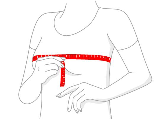 Kaip išmatuoti krūtinės apimti?