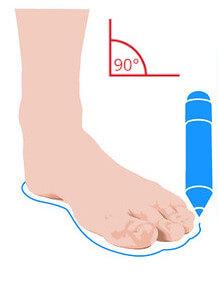 Kaip nustatomas batų dydis